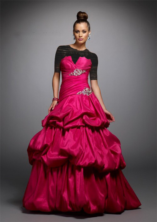 لباس شب نوعروس