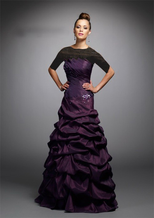 مدلهای شیک و متنوع لباس شب