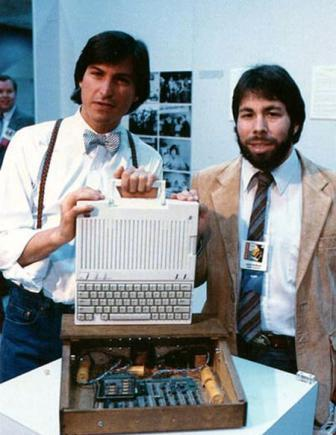 Steve Jobs / Steve Wozniak 7