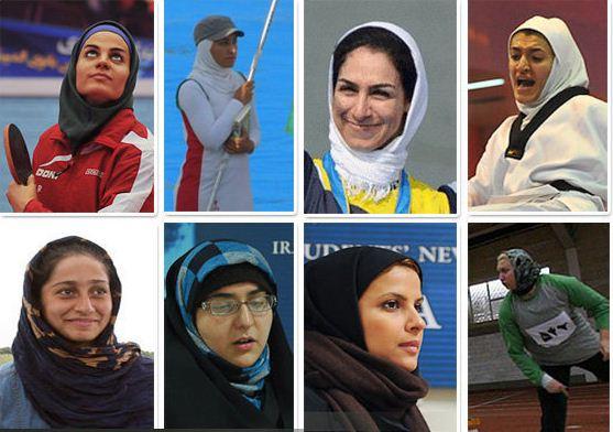 زنان المپیک