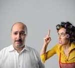 چگونه به شوهر خود گیر بدهیم و پیله کنیم؟(طنز)
