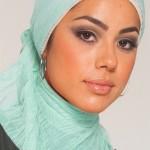 مدل بستن شال و روسری زنان محجبه