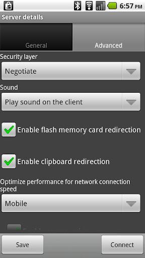 اتصال ریموت به کامپیوتر با Remote Desktop Client v3.4.0