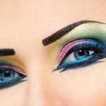 عکس های مدل آرایش چشم