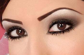 پروفایل ست عکس های مدل آرایش چشم