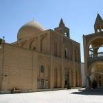 کلیسای وانک در اصفهان -گردشگری ایران