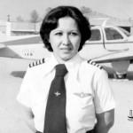 اولین زن خلبان ایرانی+تصاویر