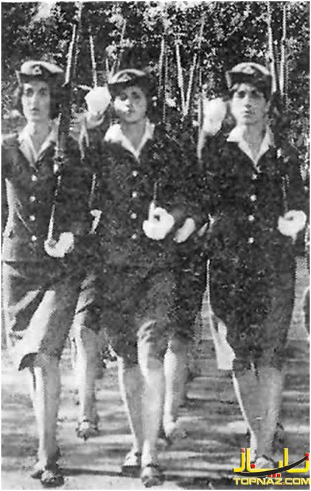 دختران ارتشی