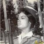 تصاویری جالب از دختران ارتشی قبل از انقلاب