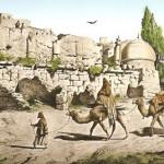 نگاهی بر معبد آناهیتا در کرمانشاه