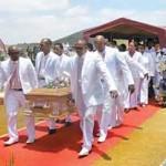 خاکسپاری های عجیب غریب در دنیا!+عکس