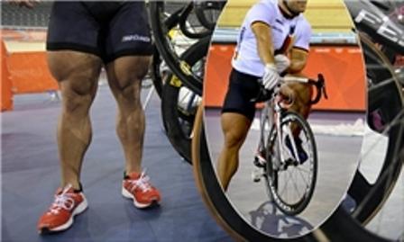 غیرعادی ترین اندام المپیک