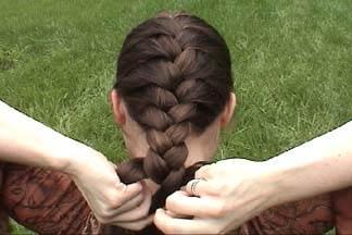 111 آموزش بافت مو به سبک فرانسوی