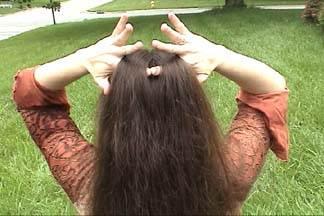 12 آموزش بافت مو به سبک فرانسوی