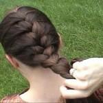 روش بافت مو به شیوه فرانسوی