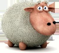 گوسفندان عجیب