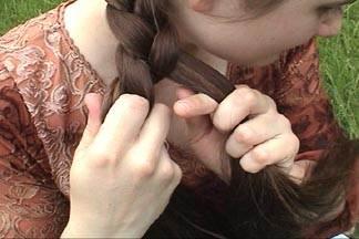 15 آموزش بافت مو به سبک فرانسوی