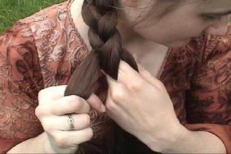 16 آموزش بافت مو به سبک فرانسوی