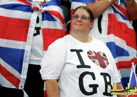 تماشاگران زن المپیک