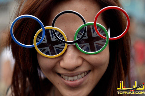 تماشاچیان زن المپیک