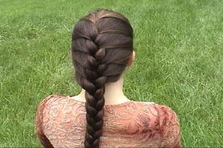 18 آموزش بافت مو به سبک فرانسوی