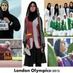 زنان اوکراینی در اعتراض به حجاب در المپیک برهنه شدند!