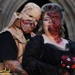 اینا عروس و داماد هستن یا دیوانه؟+تصاویر