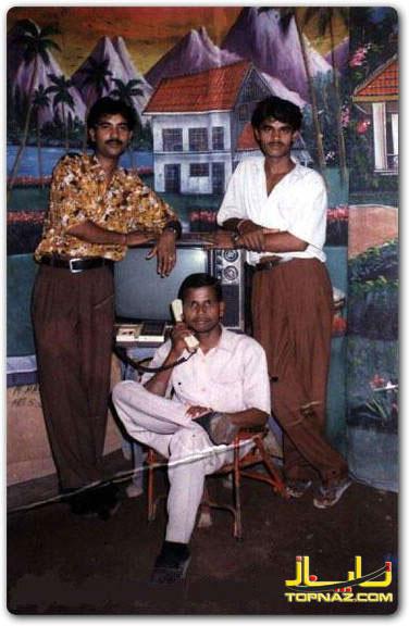 عکس خنده دار هندی