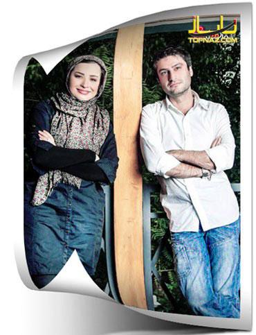 گفتگو با شهرام حقیقت دوست و مهراوه شریفی نیا بازیگران خداحافظ بچه