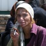 تصاویری از دستگیری زنان معتاد فرحزاد