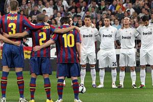 رئال و بارسلونا