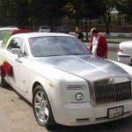ماشین های عروس دیدنی در تهران