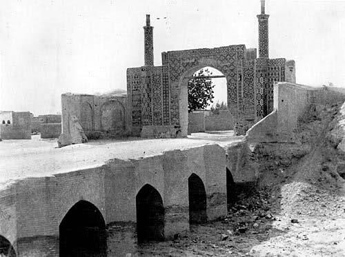 میدان قدیمی تهران