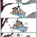 اینم شد خودکشی؟!+طنز