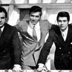 عکسی قدیمی از سه بازیگر معروف پیش از انقلاب