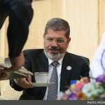 رئیس جمهور مصر وارد ایران شد