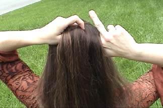 42 آموزش بافت مو به سبک فرانسوی