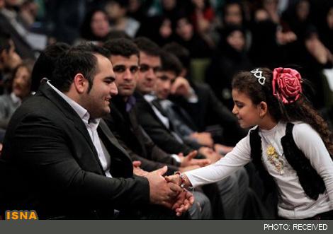 دختر علاقه مند به بهداد سلیمی