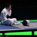 گریه کردن مظلومانه ورزشکار کره جنوبی در المپیک+عکس