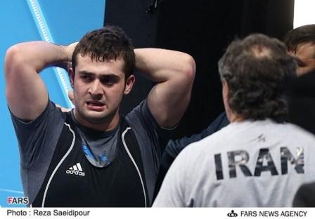 قهرمان المپیک لندن