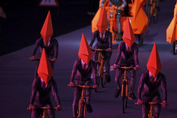 اختتامیه المپیک لندن