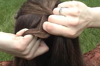 51 آموزش بافت مو به سبک فرانسوی