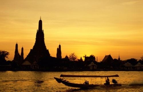 کشور توریستی تایلند