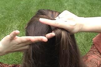 61 آموزش بافت مو به سبک فرانسوی