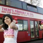 یک زن در اتوبوس لندن زایمان کرد!