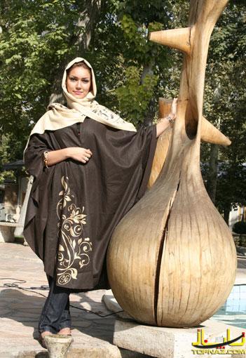 مدل مانتو طرح ایرانی