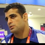 قاسم رضایی و سومین طلای المپیک کشتی فرنگی