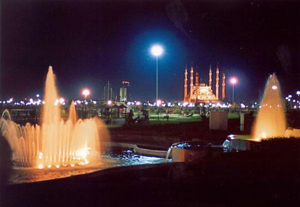 شهر آدانا ترکیه