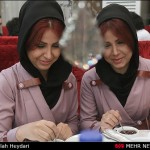 تصاویری جالب از جشنواره دوقلوهای ایرانی