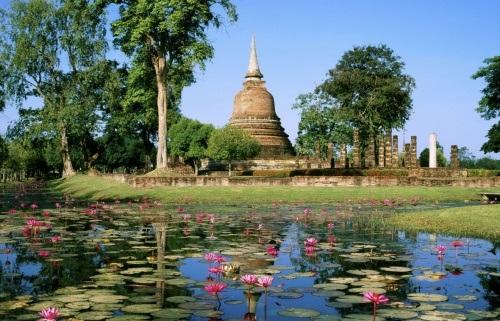 مکان های تایلند